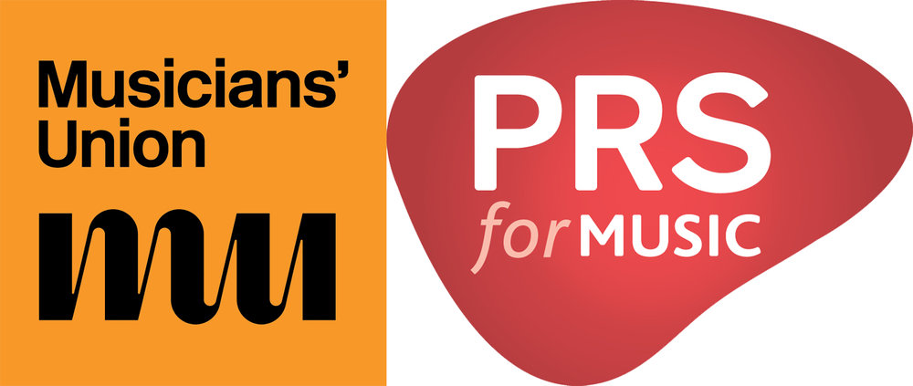 Musicians' Union and PRS