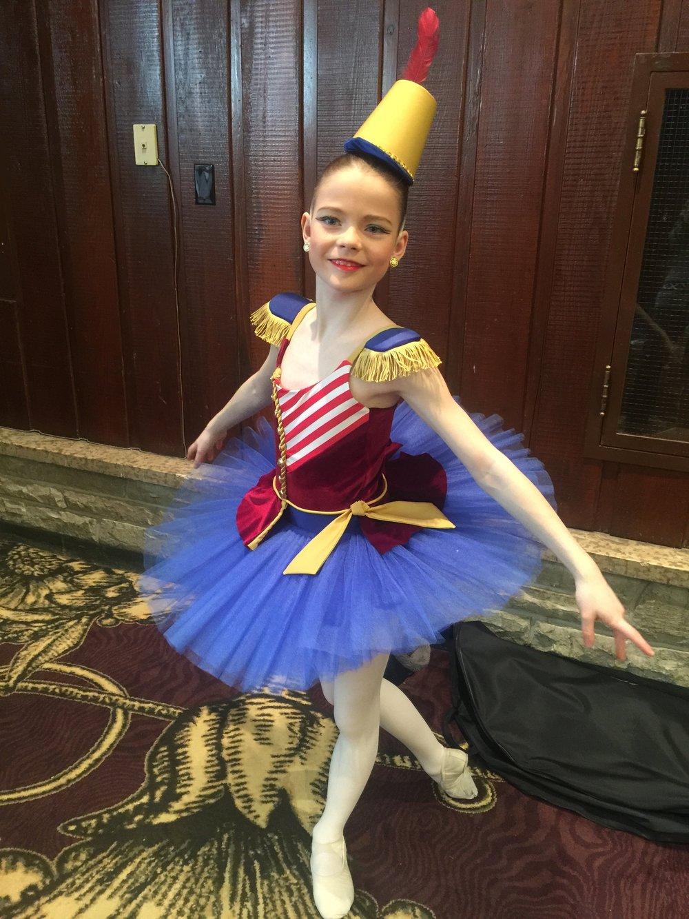 Hazel - Ballet Solo