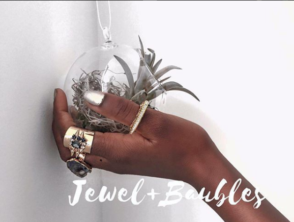 jewel and baubles - Avant garde jewelry available at the lab.