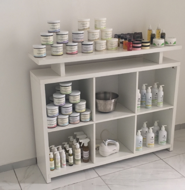 aden beauty - A carefully curated selection of natural hair care and skincare products by brands like Afro By Nature and Namaste Organics