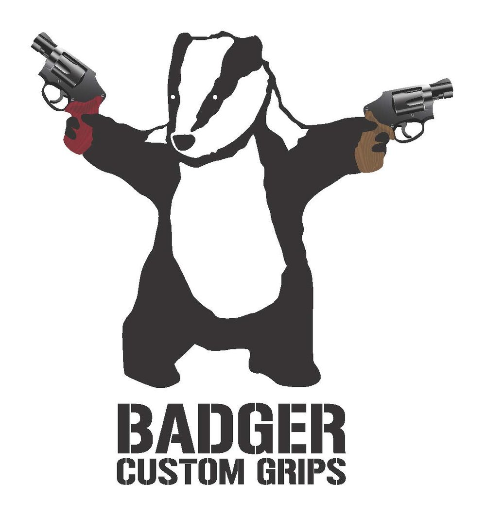Custom Smith & Wesson Revolver Grips — Badger Custom Grips