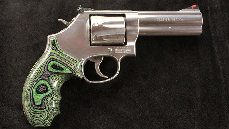 Green Hornet Full Grip