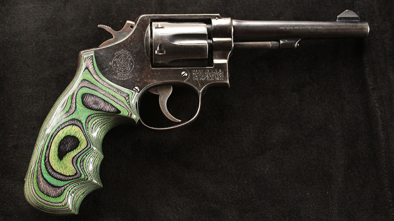 Green Hornet Full Grip