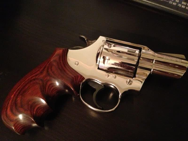 Colt Lawman Full Grip