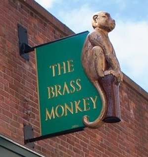The Brass Monkey, Dave Calvo, Gloucester, Ma