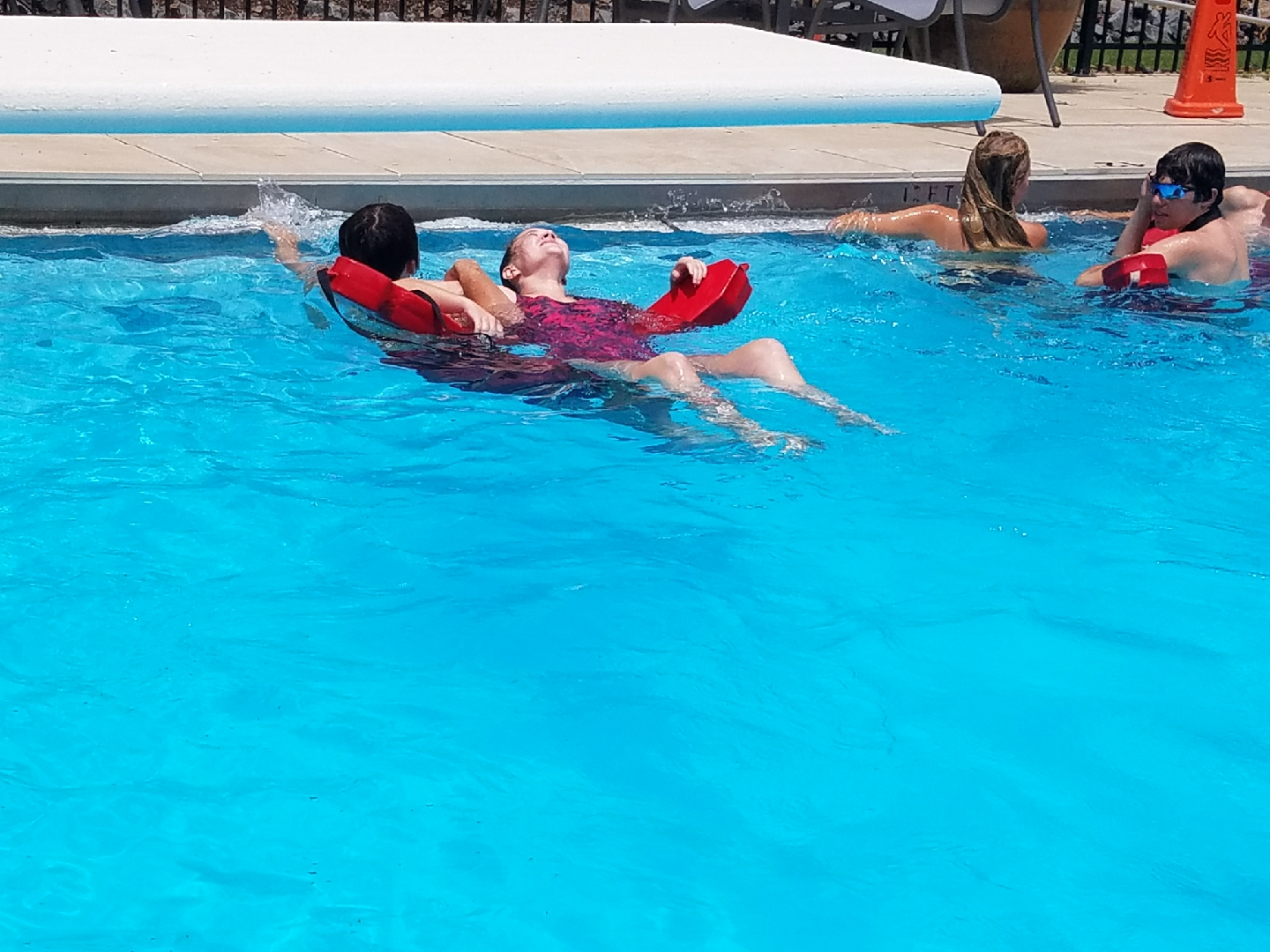 Lifeguard Certification Clarity Pools