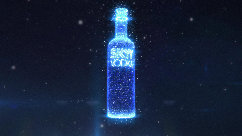 Skyy Vodka Scout