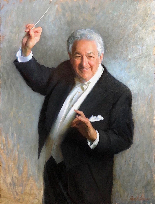 Oil Portrait, Maestro