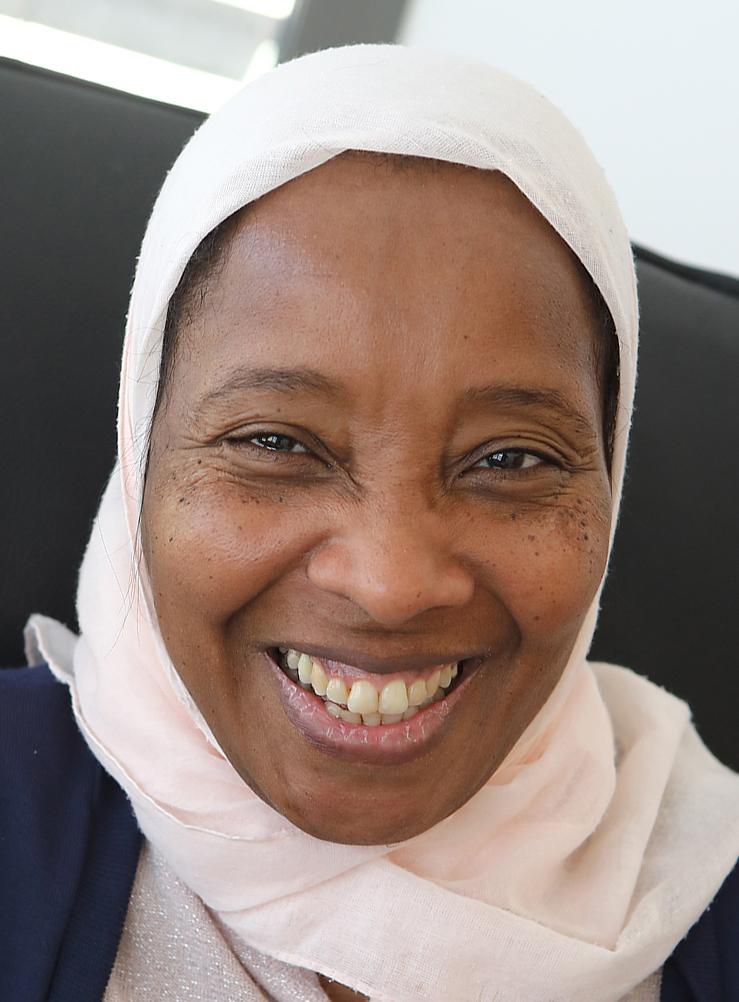 Khadija Seballa Directrice