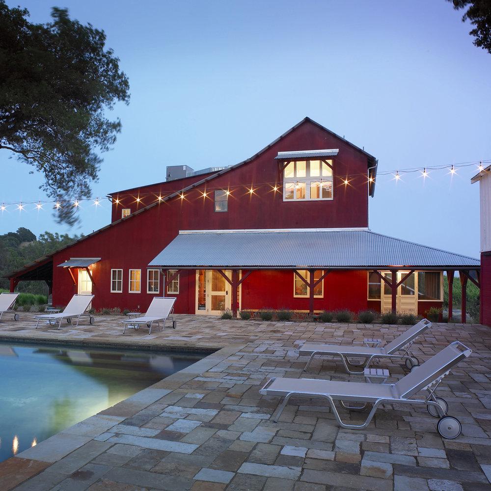 Sinskey Residence, Carneros Region/Napa County, CA