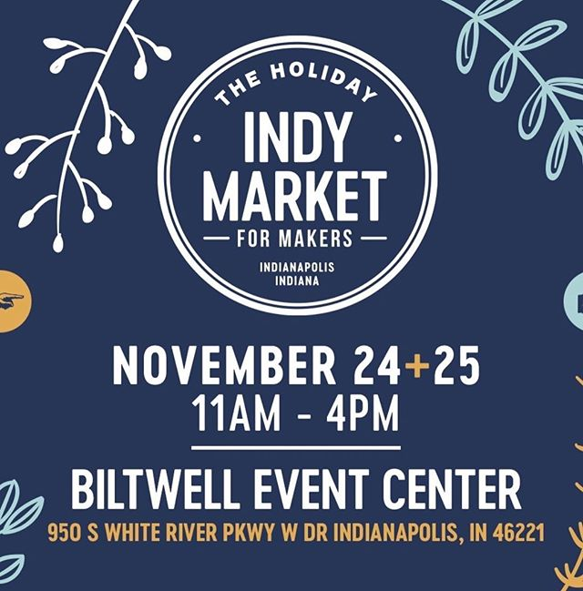 We are SO excited to be serving ☕️coffee at this year's @marketsformakers at @biltwelleventcenter.insta! This is one of the best events for not only attendees but vendors too. Don't miss it!