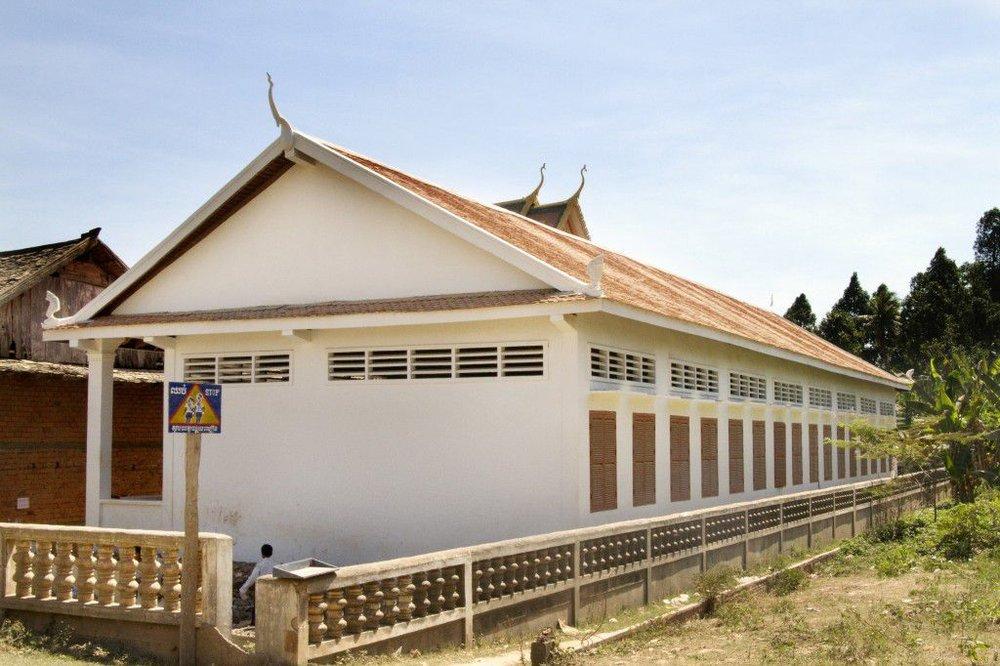 Supplementary Teaching Educational Program | Campong, Cham Cambodia | 2009