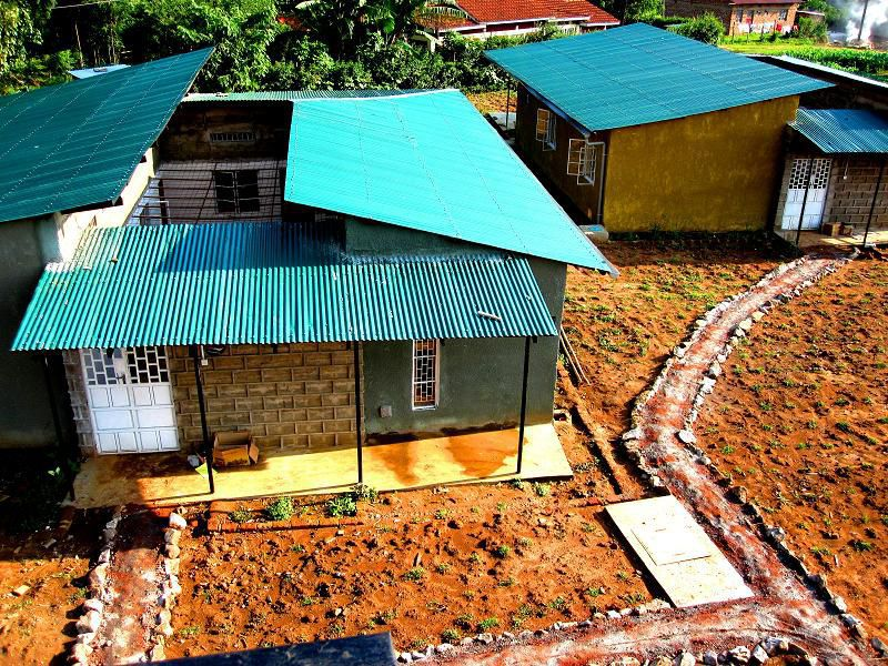 One Acre Fund | Office, Dorms, Educational Space | Bungoma, Kenya | 2009
