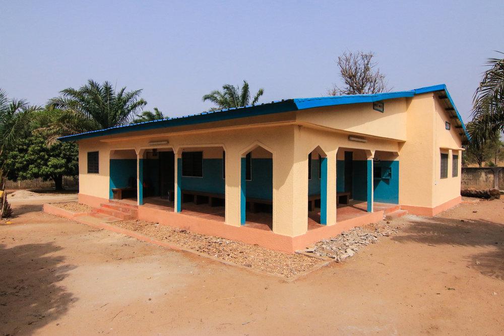 The Sarakawa Clinic