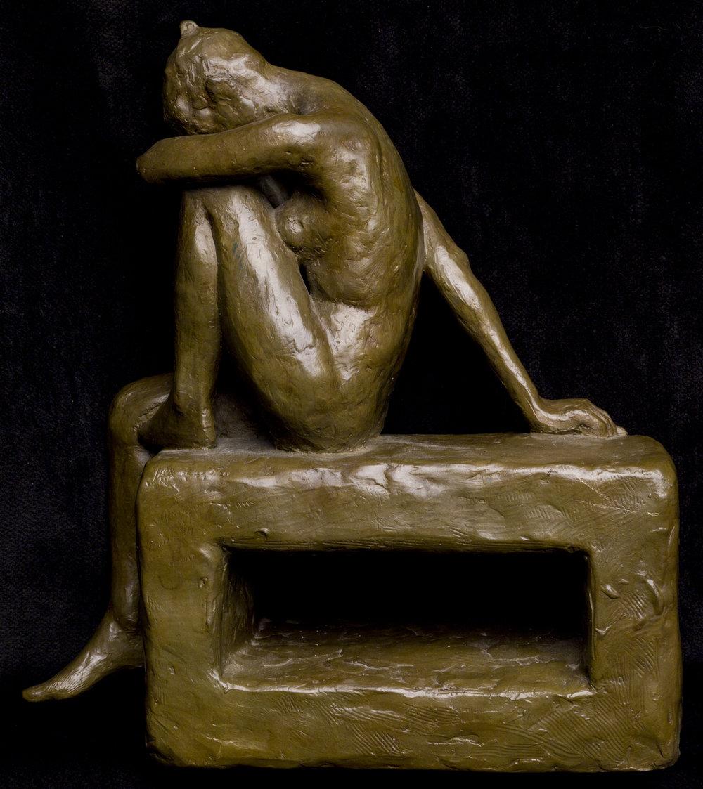 """Artist's Block"", view 2"