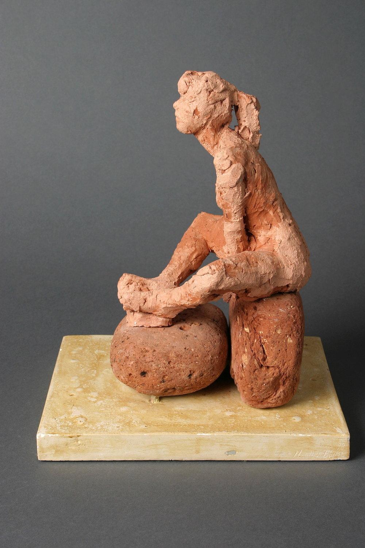 """Brick Girl"", view 2"