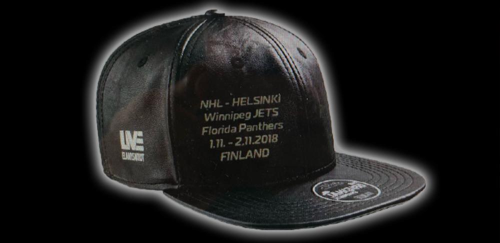 Elämysaitiot  Special Edition NHL lippis