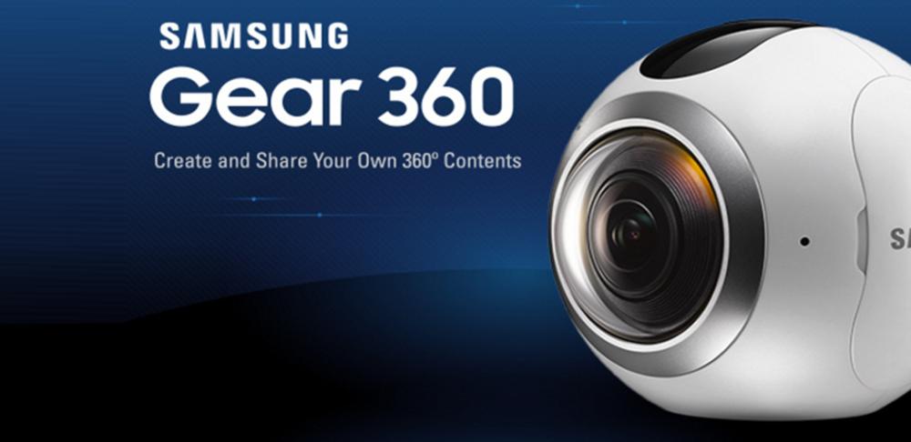 Samsung Gear 360  -kamera