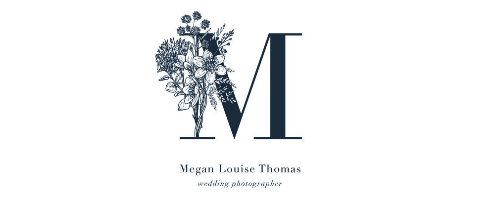 wedding photographer brand identity