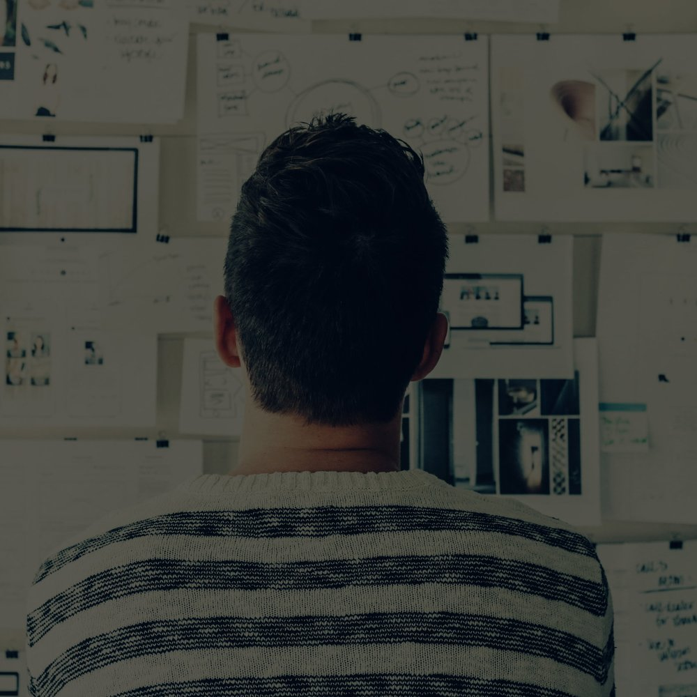 3 / TRENDS AND DATA - Then we leverage trends and data to develop the strategic insights needed to reach your audience with the right message.