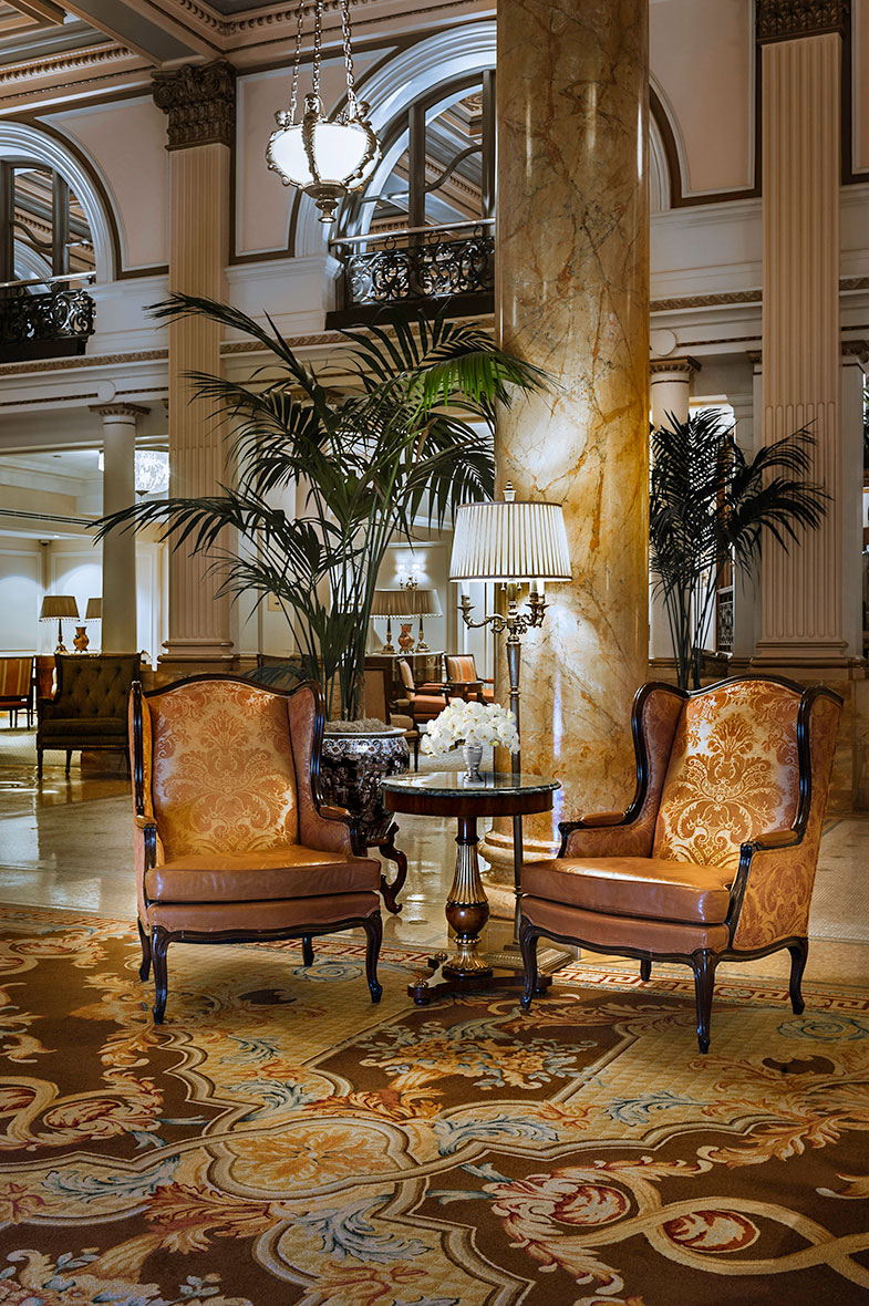 Parker-Torres The Willard InterContinental