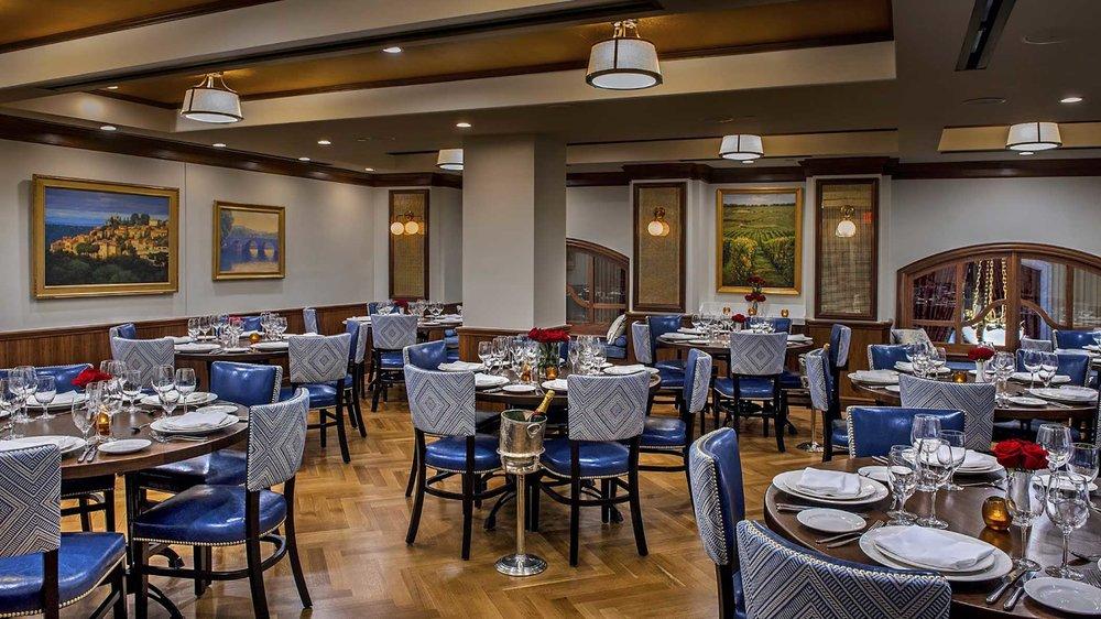 Parker-Torres Café Du Parc in The Willard InterContinental