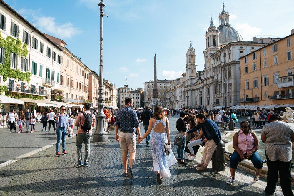 katherine + will - Rome, Italy