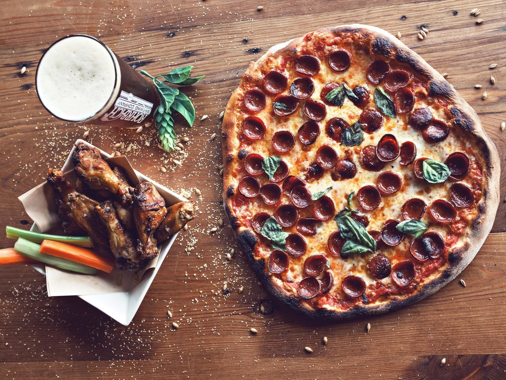 Rohrbach Beer Hall Wood-fired Pizza & Wings