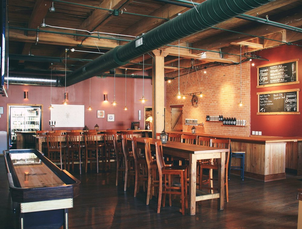 Rohrbach Beer Hall Shuffleboard