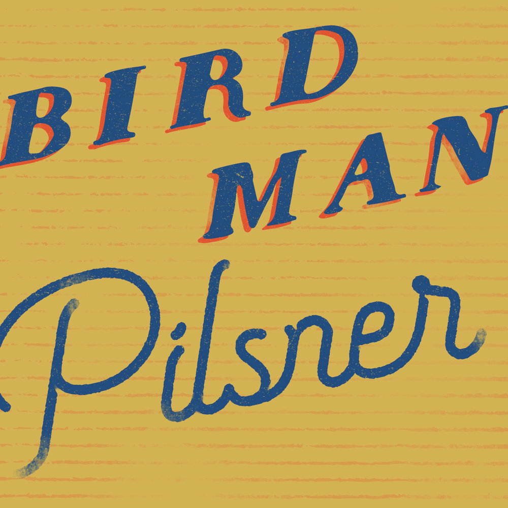 Birdman Pilsner