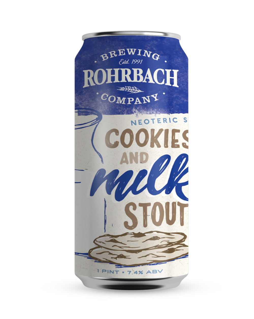 Cookies & Milk Stout