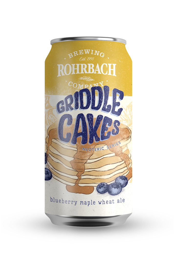 Griddle Cakes Blueberry Maple Wheat