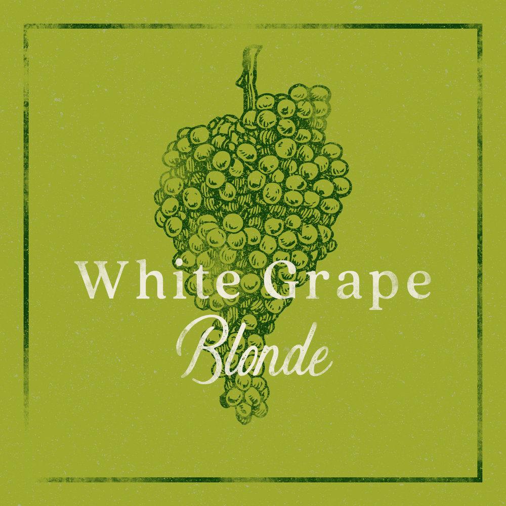 White Grape Blonde