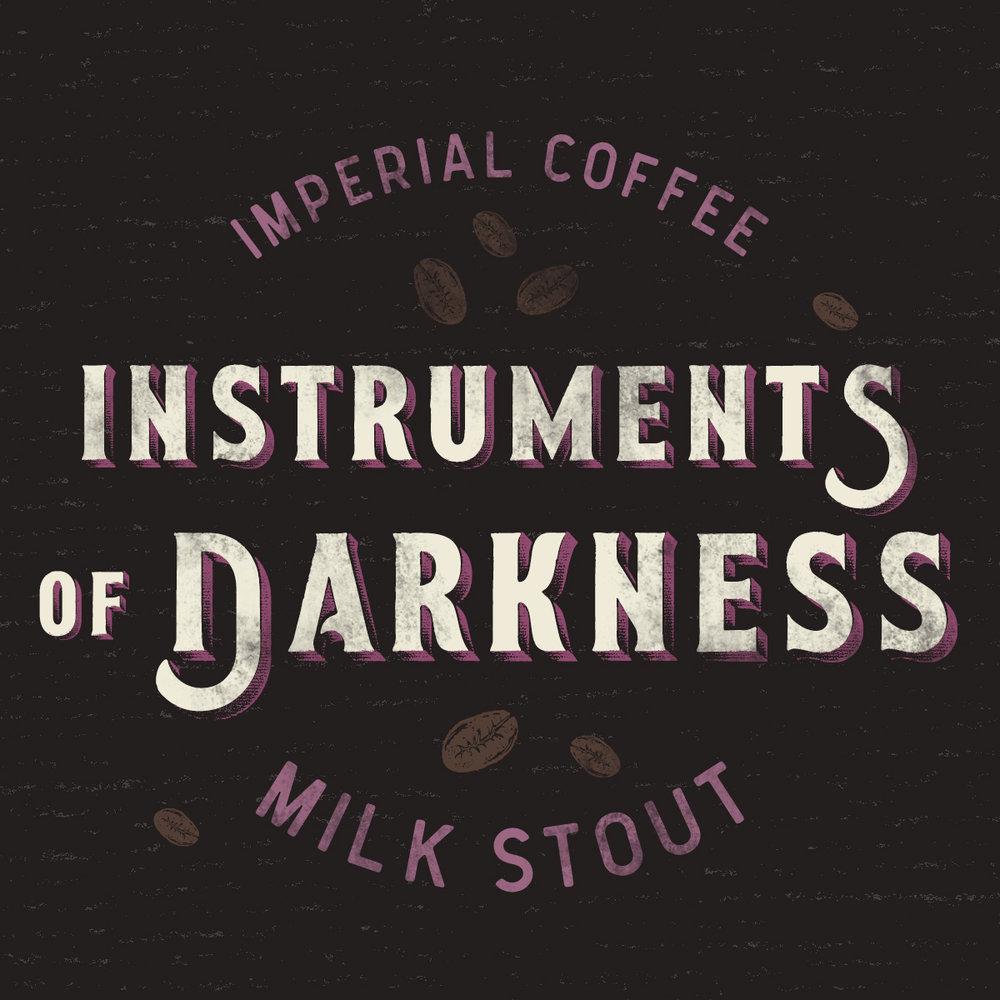 Instruments of Darkness Milk Stout