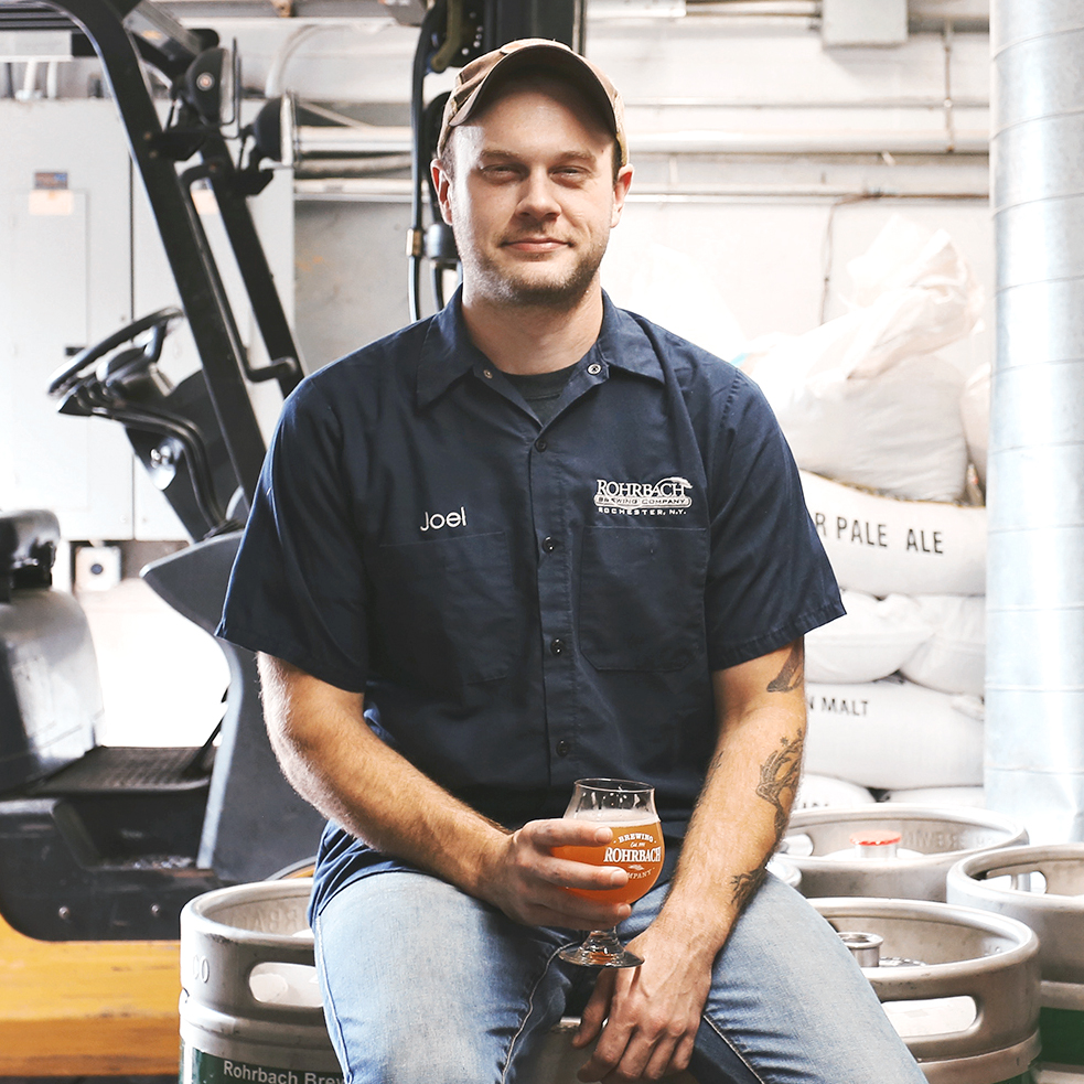 Joel Will | Brewer