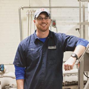 Eric Bishop | Head Brewer