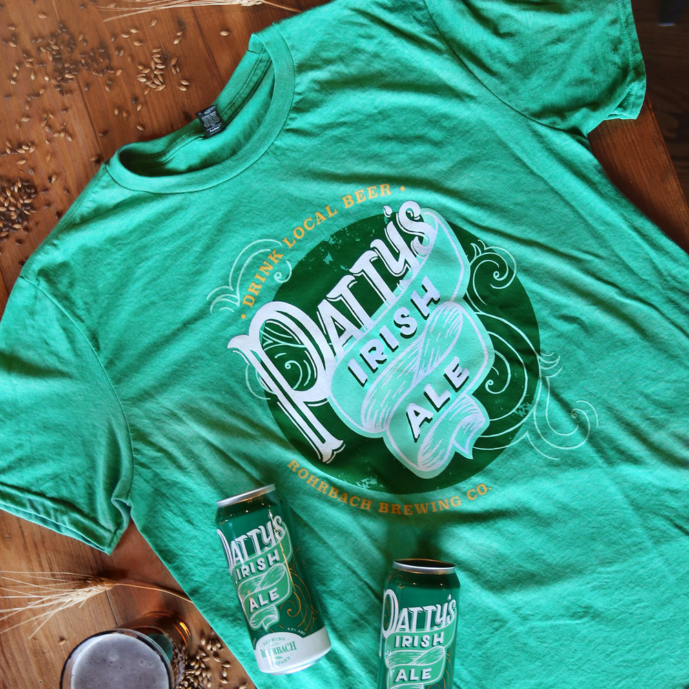 Patty's Irish Ale Tee