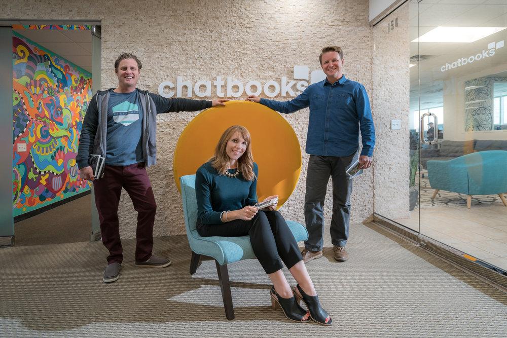 CHATBOOKS - Super simple, super affordable photobooks