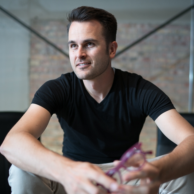 David Blake - CEO and CoFounder, Degreed