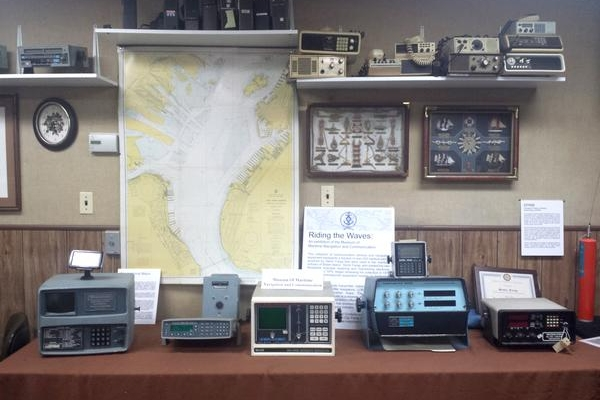 Museum of Maritime Navigation & Communication - This nautical-themed museum is dedicated to the preservation of marine electronic equipment and local maritime history.1208 Bay Street, Staten Island, NY 10305mmncny.org