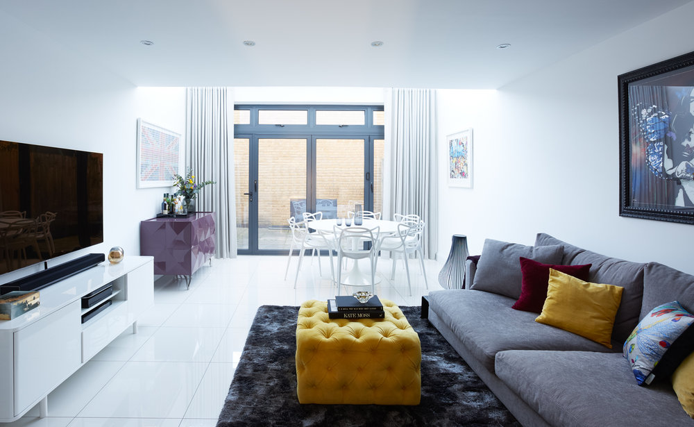 North London Interior designer