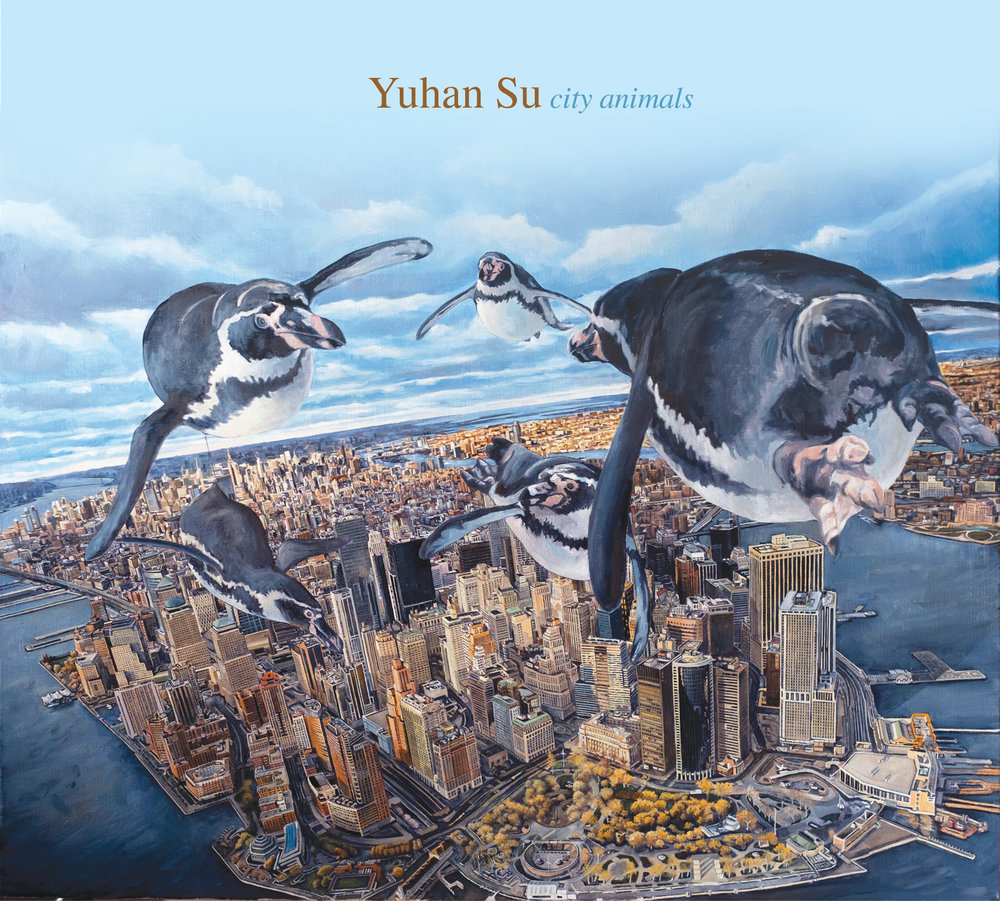 Yuhan Su 'City Animals' releases on Oct 26th, 2018 through Sunnyside Records. (www.sunnysiderecords.com)  ft. Yuhan Su on Vibraphone Matt Holman on Trumpet, Alex LoRe on Saxophone, Petros Klampanis on Bass, Nathan Ellman-Bell on Drums