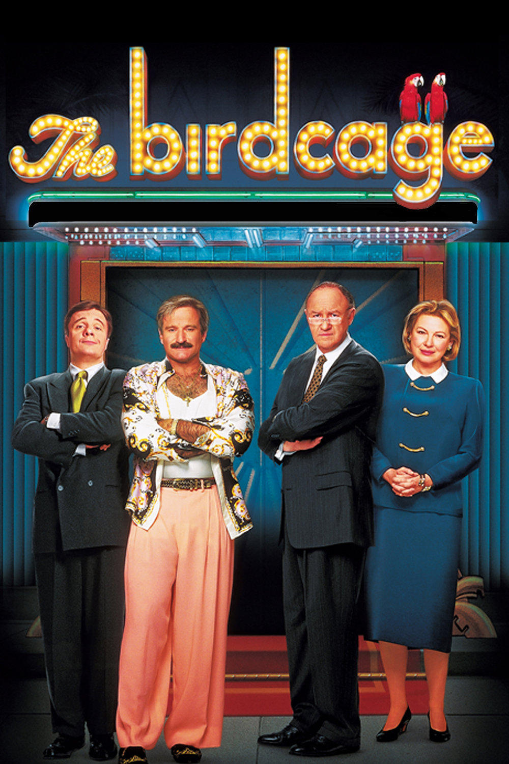 The Birdcage – Retro Gala Night!