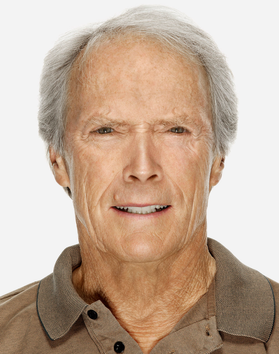 Clint Eastwood - Wisdom  Photography Andrew Zuckerman
