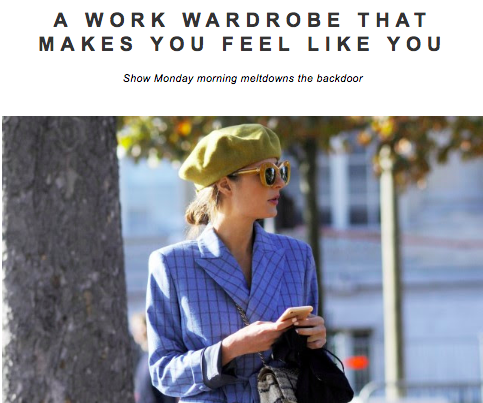 Stylist Magazine. Weekly newsletters for followers of fashion -