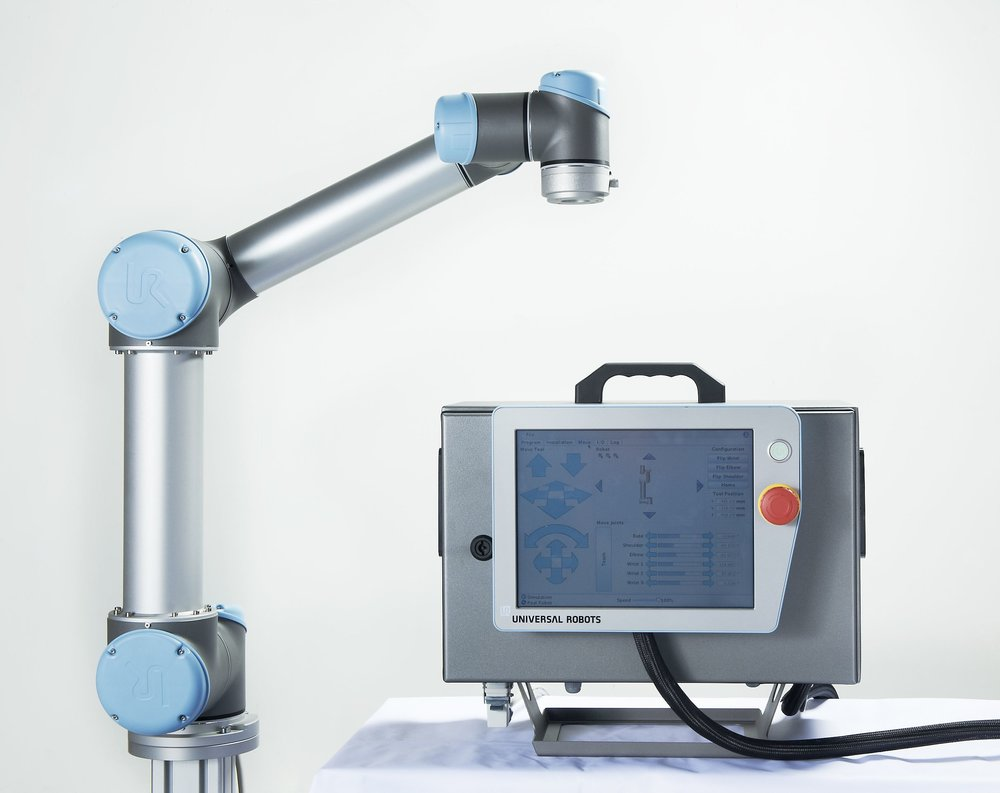 NEW - UR Robots  - Learn how our line of collaborative robots can help you increase production capacity.