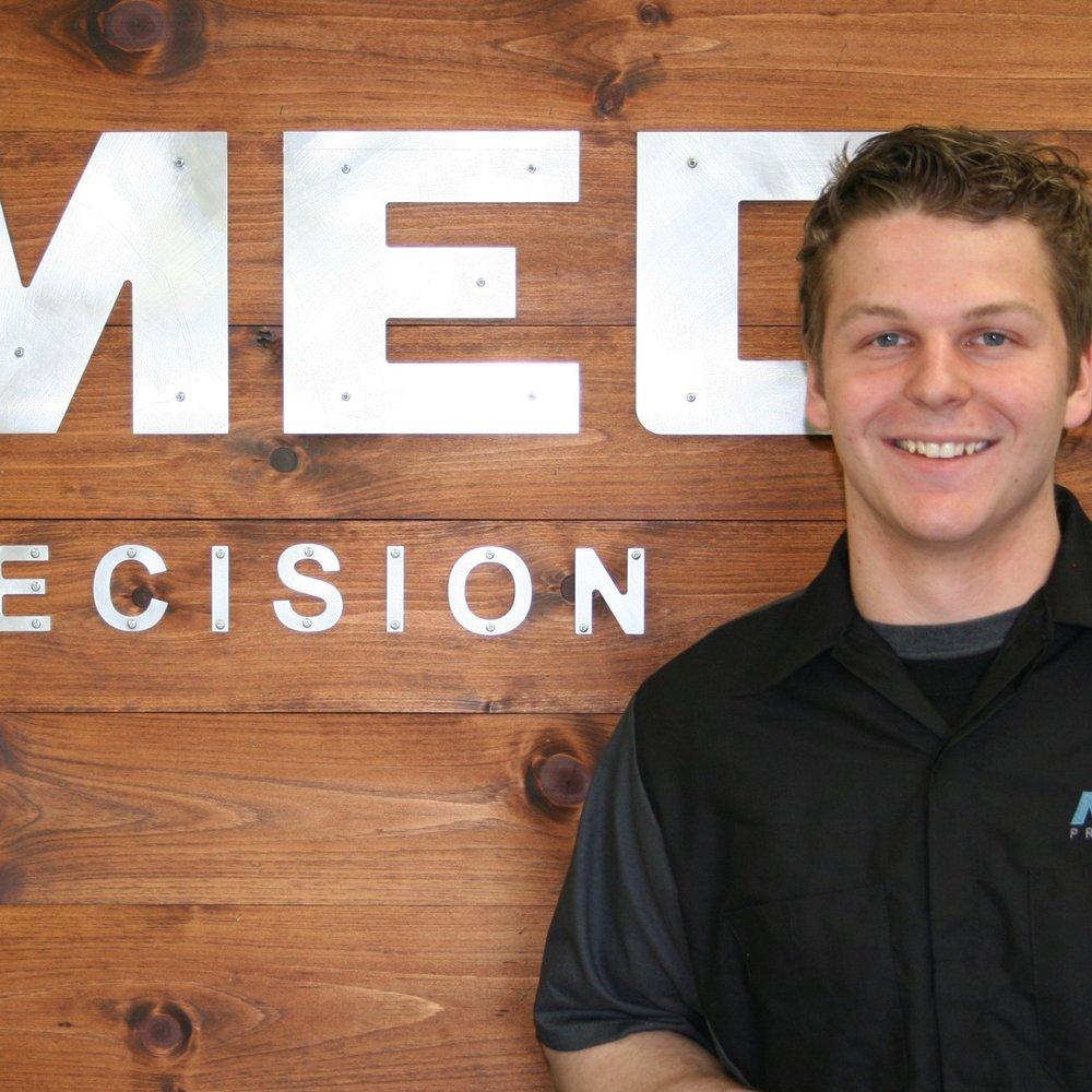 Marc-Antoine St-Pierre - Servo Motor Technician