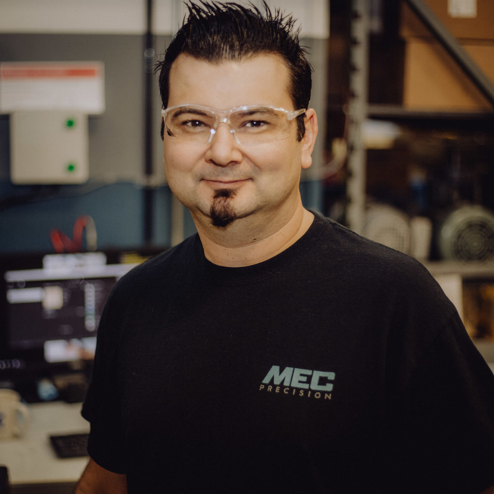 Patrick Jacob - AC/DC Technician