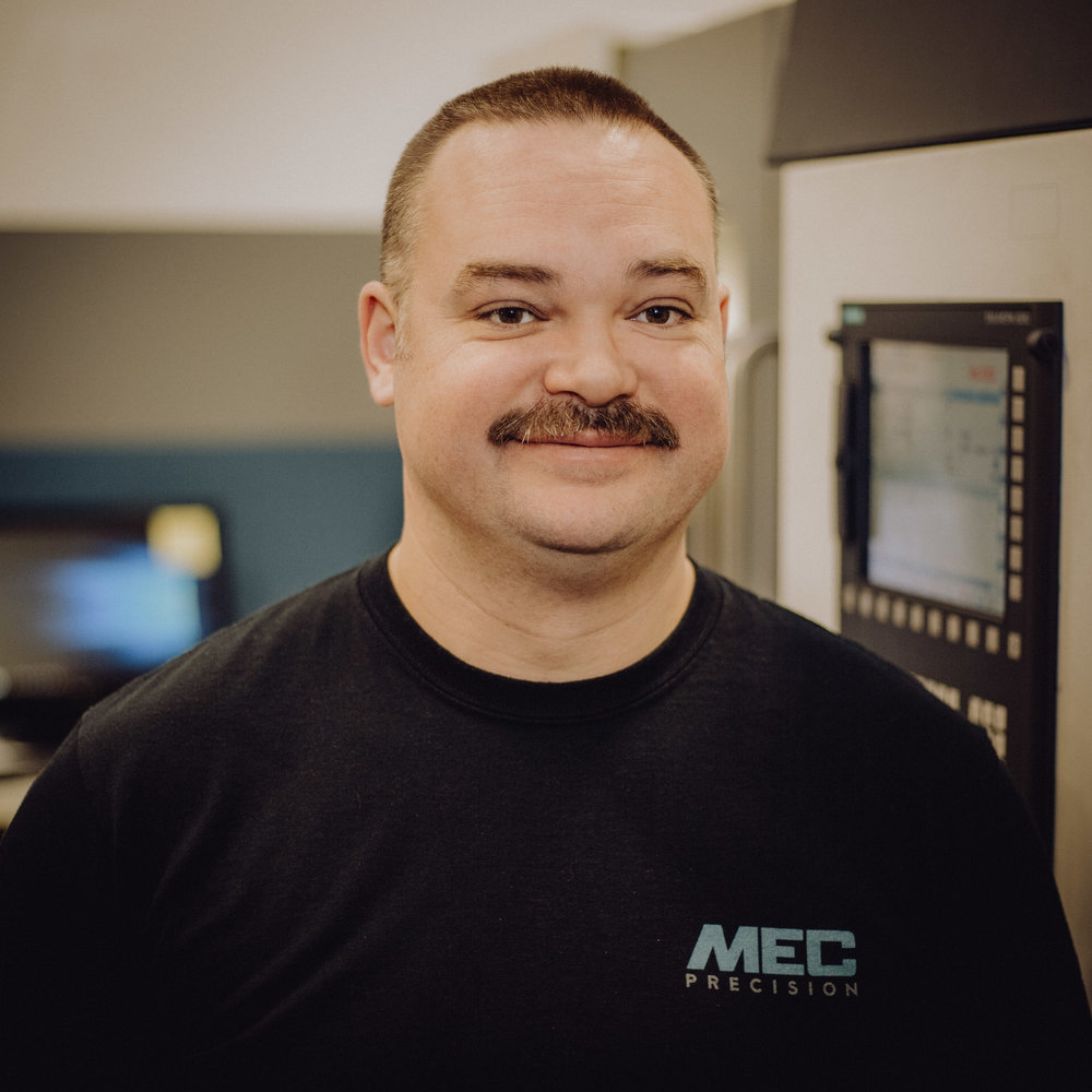Yan Bélanger - Machining Workshop, Manager