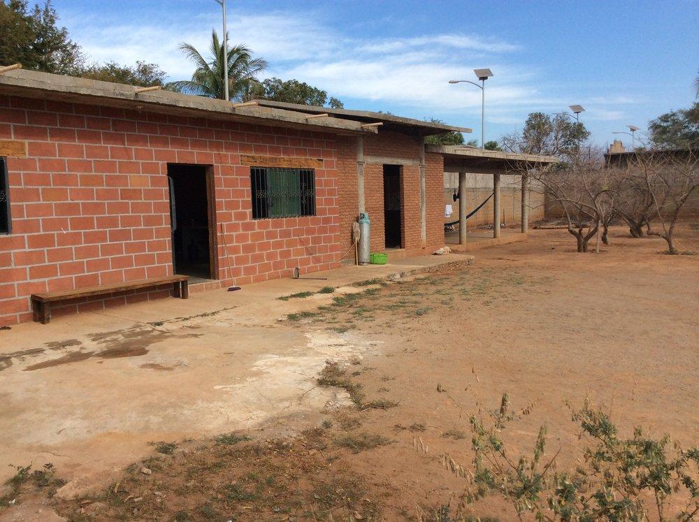 Priscilla's House in Tehuantepeche